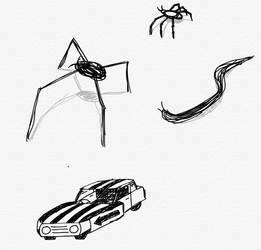 Random Sketching by Brittank88