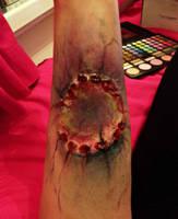 Zombie Bite SFX by KikiMJ