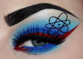 The Atom! by KikiMJ