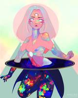Opal by Mandas-Art