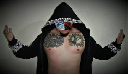 Honor your origins by Azrael-Luchador