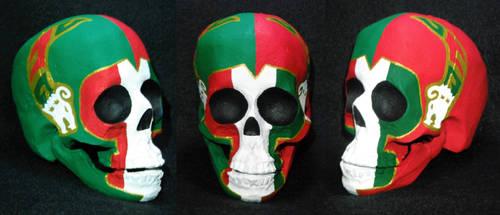 Dia de Muertos - Hijo del Medico Asesino by Azrael-Luchador
