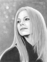 Avril Lavigne by MayumiOgihara