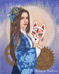 Kitsune by MayumiOgihara