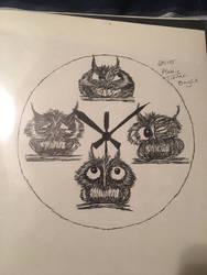 Owl OClock  by AmericanBloodyMary