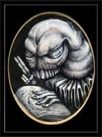 the snake prophet by tatomir