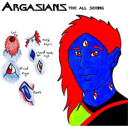 Alien spotlight: Argasians by harrimaniac27