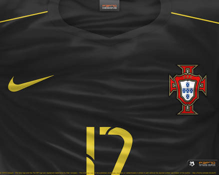 ea10bed07 P3P70 4 0 Portugal away shirt 2006 by P3P70