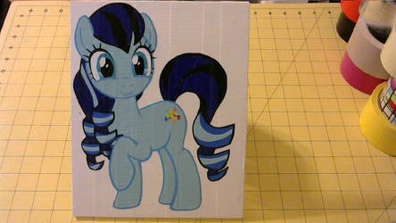 Coloratura (Duct Tape Art) by DTCBrony