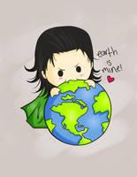 Earth is mine by Aoi-Hiroyuki