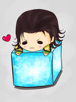 Tesseract is mine! by Aoi-Hiroyuki