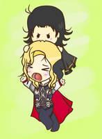 Thor is mine! by Aoi-Hiroyuki