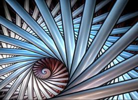 Downward Spiral by DeTea