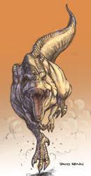 Dino by postapocalypsia
