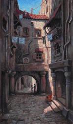 Backstreet by postapocalypsia