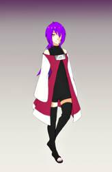 Naruto OC: Rina by YukiHyo