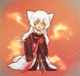 Inari by YukiHyo