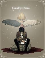 SnK: Goodbye by YukiHyo