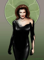Borg Queen Janeway by G672