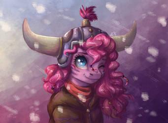 Real yak by Alina-Sherl