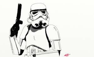 Storm Trooper by lelmer77
