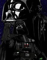 Vader by lelmer77