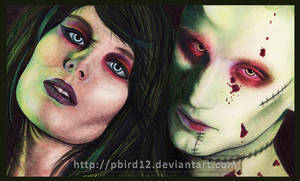 Zombies by pbird12