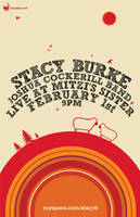 Stacy Burke at Mitzi's Sister by agentfive