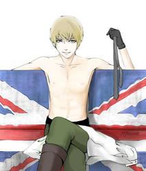 APH: England by Harumagai