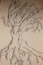 It's a Tree by TTheFaceless