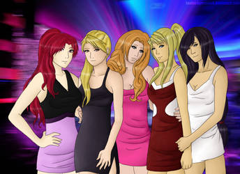 The Girls By Kentucky Redneck by Chameleonboy12