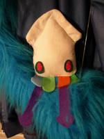 swish - rainbow squid by toylantis