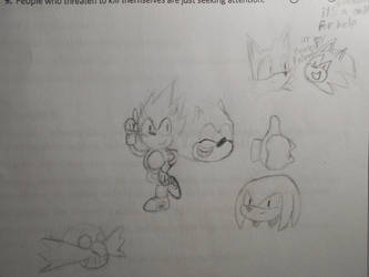 Other Tyson Hesse Doodles by BAS229
