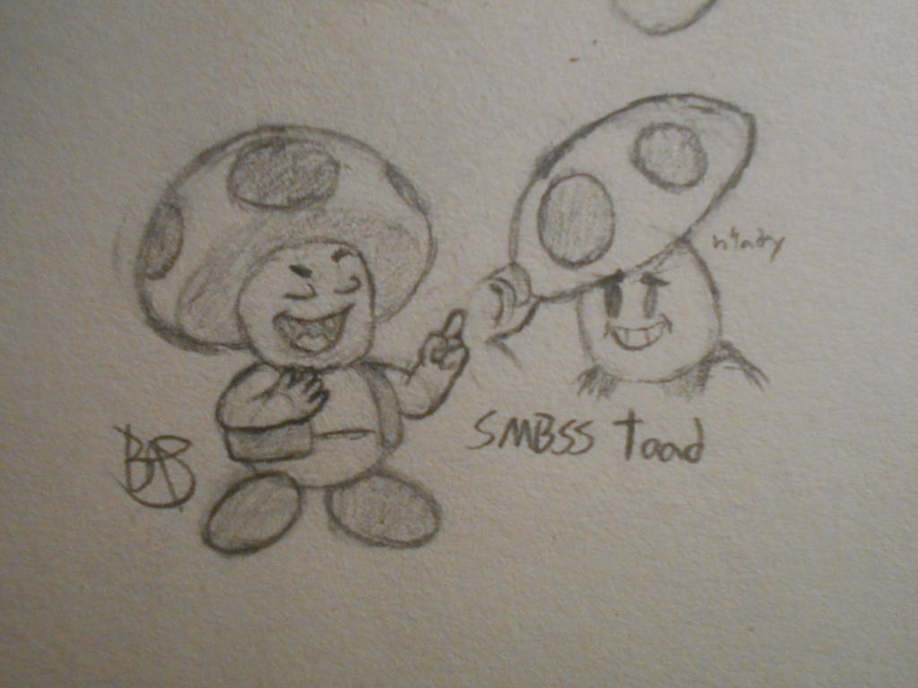 Toad by BAS229