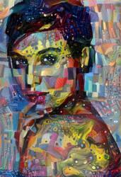 Portrait of Nikola Osipova by kingofdevian