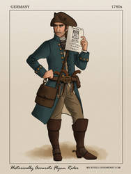 Historically Accurate Flynn Rider by Wickfield