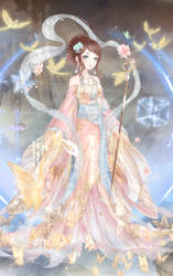 Love Nikki Charaoutfit 284 by MoonAngelAlicia1995