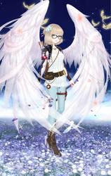 Love Nikki Charaoutfit 288 - Angel by MoonAngelAlicia1995