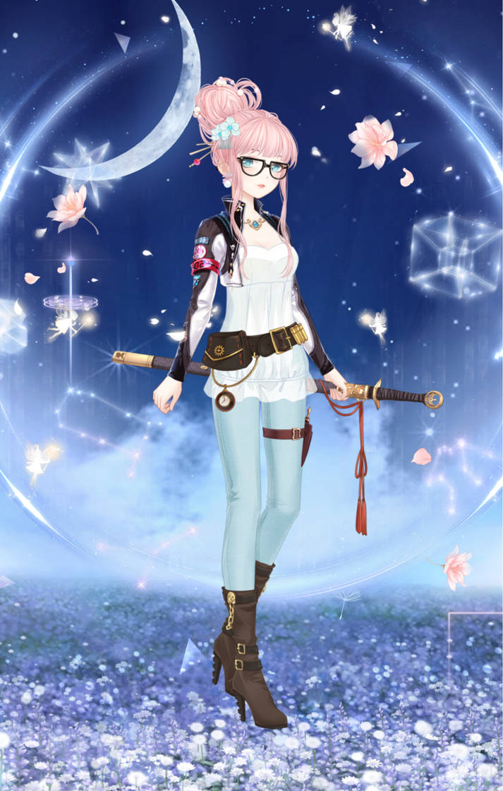 Love Nikki Charaoutfit 290 by MoonAngelAlicia1995