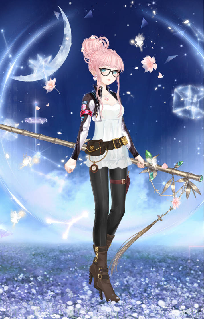 Love Nikki Charaoutfit 290 - 2 by MoonAngelAlicia1995