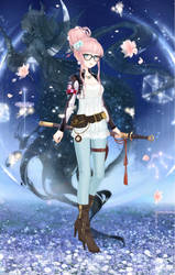 Love Nikki Charaoutfit 290 - 3 by MoonAngelAlicia1995