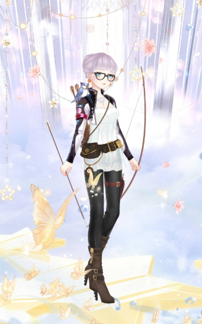 Love Nikki Charaoutfit 291 by MoonAngelAlicia1995