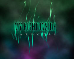 Logo my fight inside by Talentbenutzer
