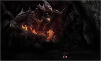 Inferno Colossus by TronixGFX