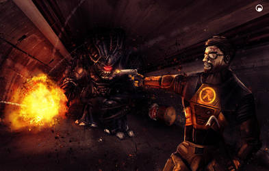 Black Mesa by TronixGFX