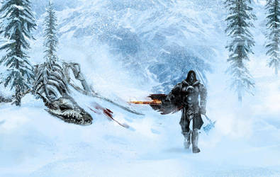 Dragonborn by TronixGFX