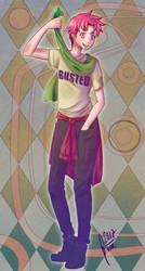 Cool guy by Gini-Gini