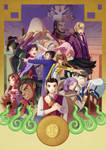 Ace Attorney - Apollo Justice tribute by Gini-Gini