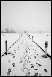 A pier. by Midaaaa