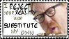 Adam Savage -stamp- by Chinchikurin